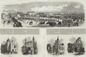 The Town and Camp of Colchester by Samuel Read