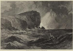 The War, Cape Kalagria, Bay of Varna, in the Black Sea by Samuel Read