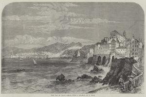 The War in Italy, Genoa by Samuel Read