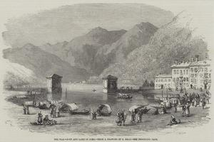 The War, Port and Lake of Como by Samuel Read