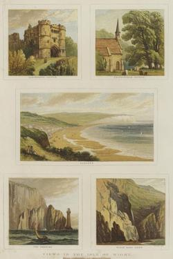 Views in the Isle of Wight by Samuel Read