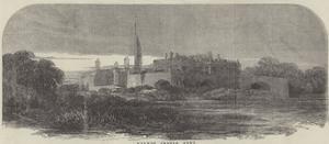 Walmer Castle, Kent by Samuel Read