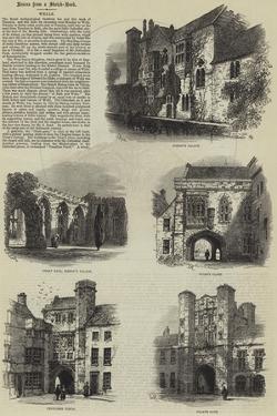 Wells by Samuel Read