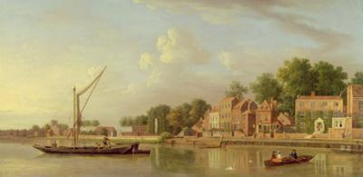 The Thames at Twickenham, c.1760
