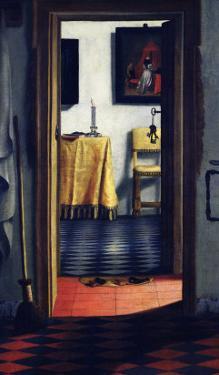The Slippers, Late 17th Century by Samuel van Hoogstraten