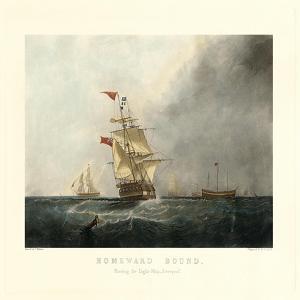 Homeward Bound by Samuel Walters