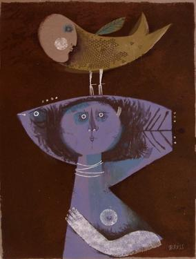 La petite sirène by Samy Briss