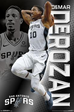 San Antonio Spurs - D Derozan 18