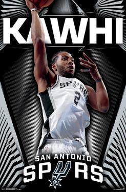 San Antonio Spurs - Kawhi Leonard