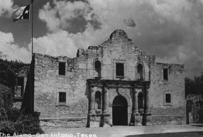 San Antonio, Texas - The Alamo