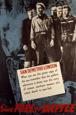 San Demetrio, London