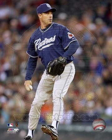 San Diego Padres - Greg Maddux Photo
