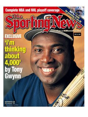 San Diego Padres RF Tony Gwynn - May 24, 1999