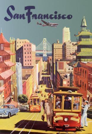 San Francisco, 1955