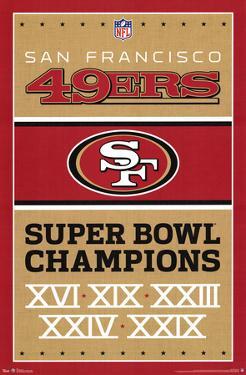 San Francisco 49ers Champions