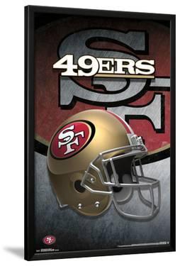 San Francisco 49Ers- Helmet 2015