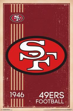 San Francisco 49Ers - Retro Logo 14