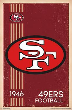 San Francisco 49Ers - Retro Logo 14