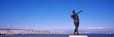 San Francisco Bay, Bay Bridge, San Francisco, California, USA