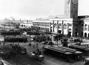 San Francisco, Cable Cars, Wharf