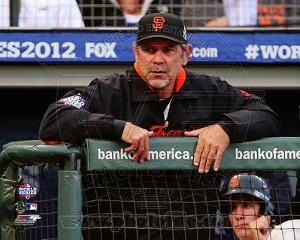 San Francisco Giants - Bruce Bochy Photo