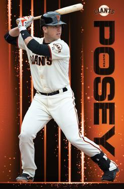 San Francisco Giants- Buster Posey 2016