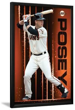 San Francisco Giants- Buster Posey 2016