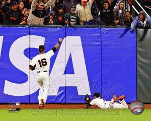 San Francisco Giants - Gregor Blanco Photo