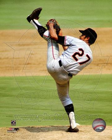 San Francisco Giants - Juan Marichal Photo
