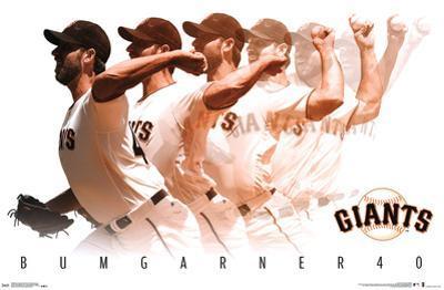 San Francisco Giants - Madison Bumgarner