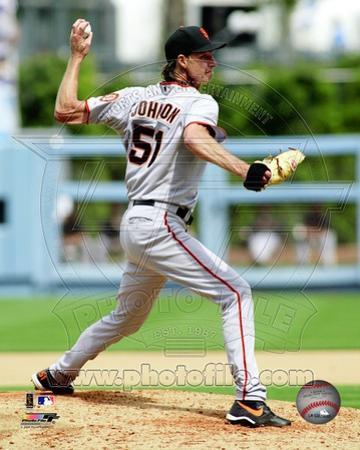 San Francisco Giants - Randy Johnson Photo