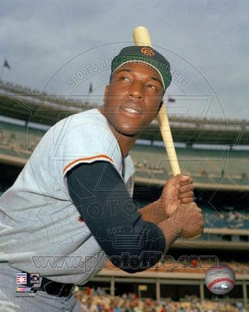 San Francisco Giants - Willie McCovey Photo