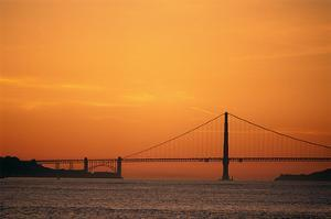 San Francisco Golden Gate Sunset