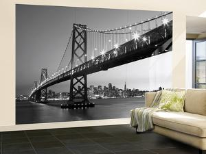 San Francisco Skyline  Wall Mural