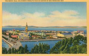 San Francisco World's Fair, Magic Isle