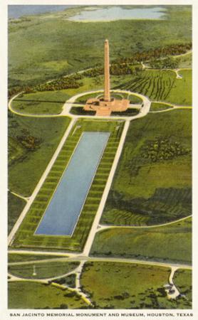San Jacinto Monument, Houston, Texas