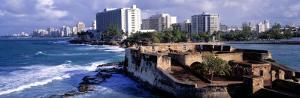 San Jeronimo Fort, San Juan, Puerto Rico