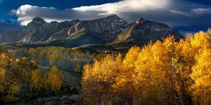 San Juan Mountains In Autumn, Colorado