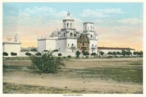 San Xavier De Bac Mission, Tucson