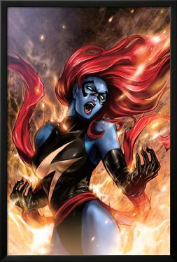 Ms. Marvel No.48 Cover: Mystique by Sana Takeda