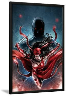 Shadowland: Elektra No.1 Cover: Elektra Running by Sana Takeda