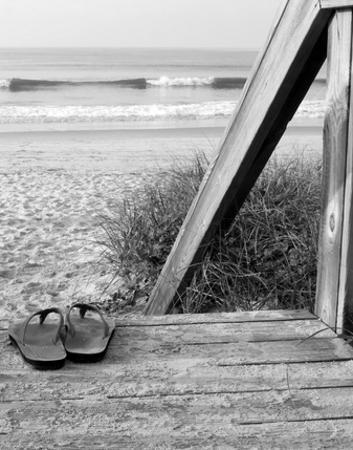 Sandals by the Sea