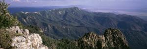 Sandia Mountains, Albuquerque, New Mexico, USA