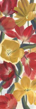 Tulip Array Panel I by Sandra Iafrate