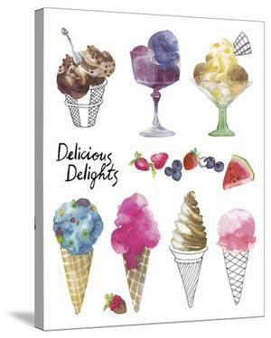 Delicious Delights by Sandra Jacobs