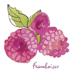 Framboises by Sandra Jacobs