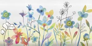 Joli Jardin I by Sandra Jacobs