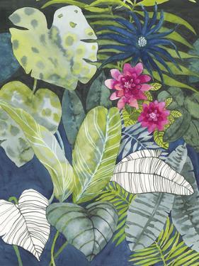 Leafy Jungle by Sandra Jacobs