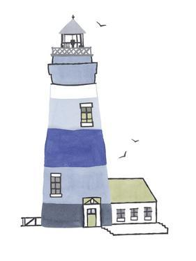 Lighthouse - Adva by Sandra Jacobs