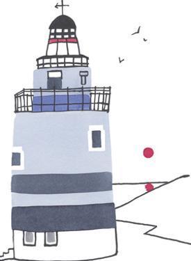 Lighthouse - Marin by Sandra Jacobs